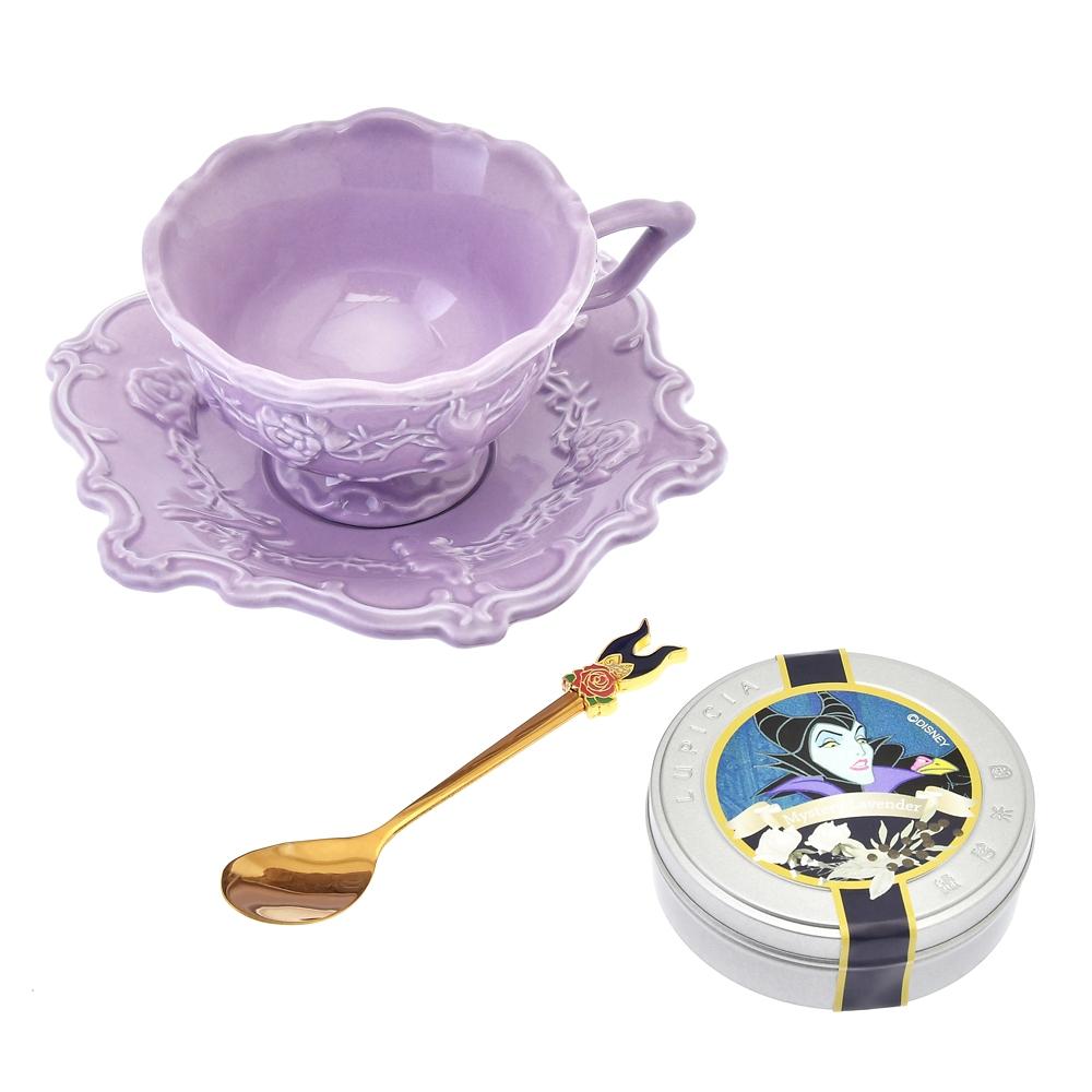 【LUPICIA】マレフィセント&ディアブロ フレーバードティー セット 眠れる森の美女 Tea Party