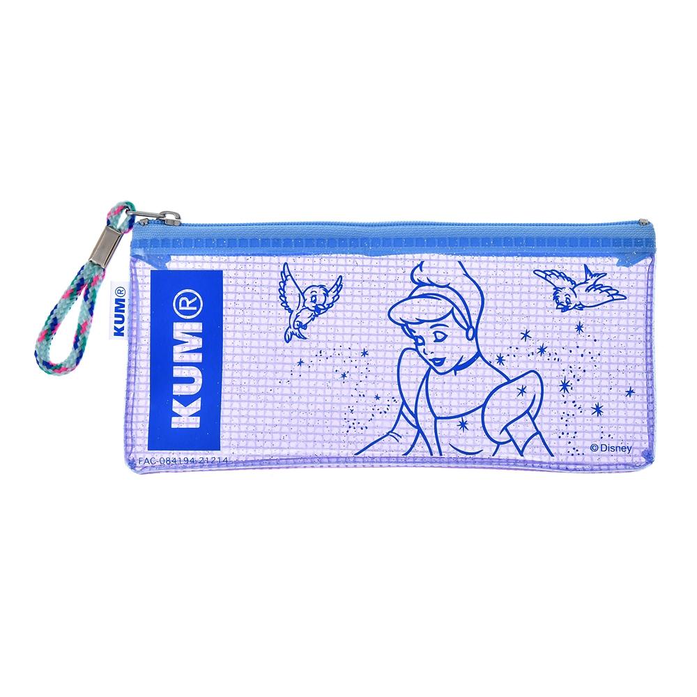 【KUM】シンデレラ 筆箱・ペンケース フラット