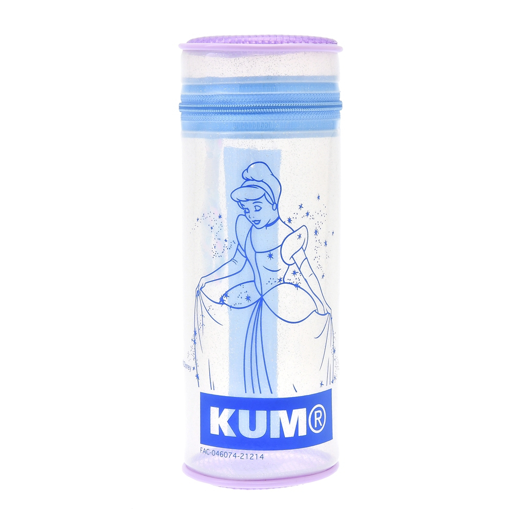 【KUM】シンデレラ 筆箱・ペンケース スタンド型