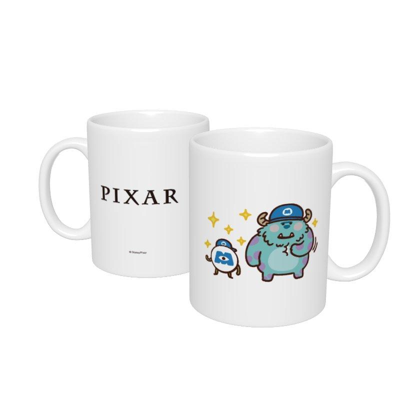 【D-Made】マグカップ  カナヘイ画♪WE LOVE PIXAR サリー