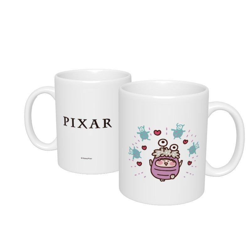 【D-Made】マグカップ  カナヘイ画♪WE LOVE PIXAR ブー