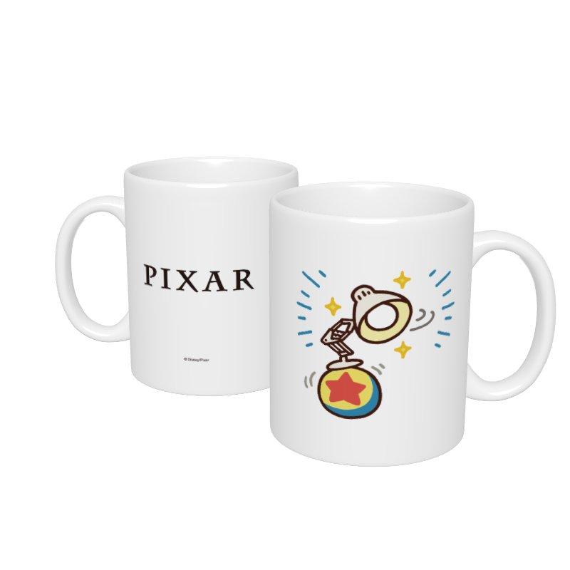 【D-Made】マグカップ  カナヘイ画♪WE LOVE PIXAR ルクソーJr.
