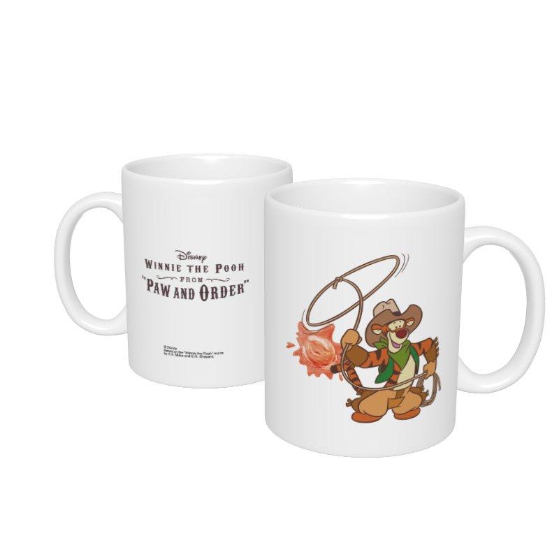 【D-Made】マグカップ  くまのプーさん ティガー Western Pooh