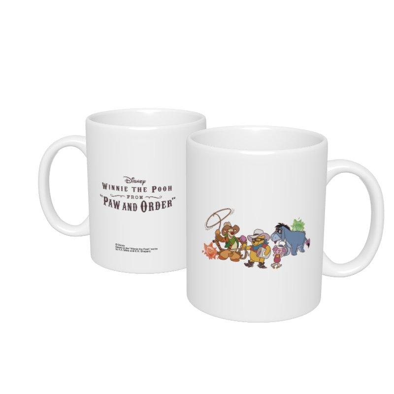 【D-Made】マグカップ  くまのプーさん 集合 Western Pooh