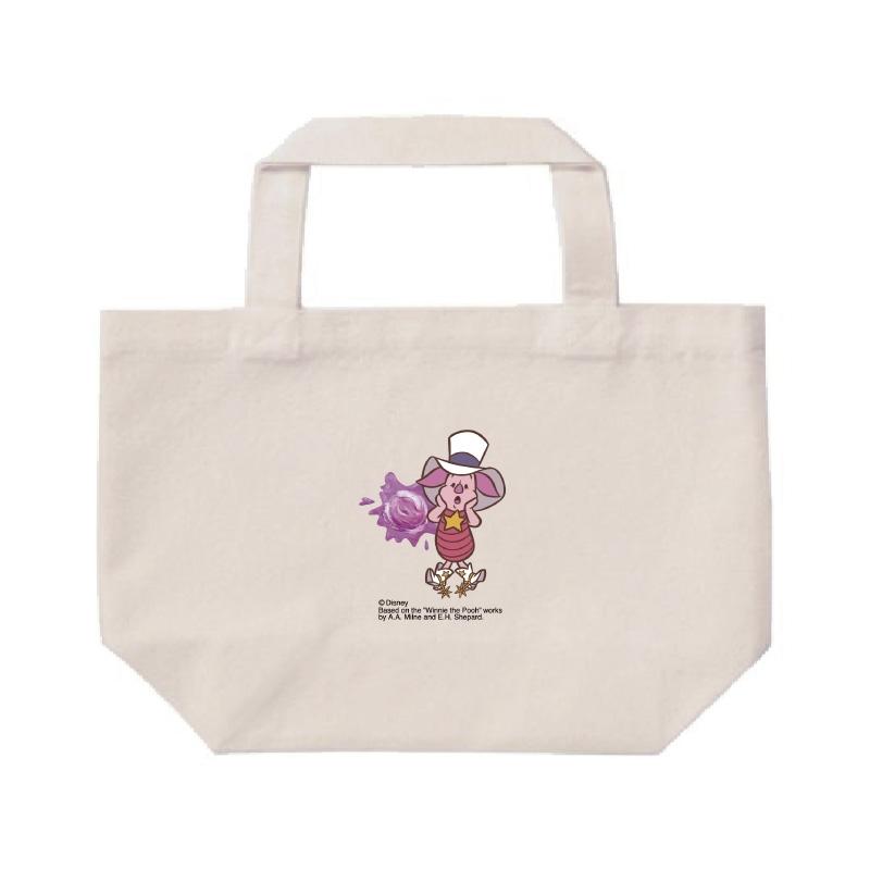 【D-Made】ミニトートバッグ  くまのプーさん ピグレット Western Pooh