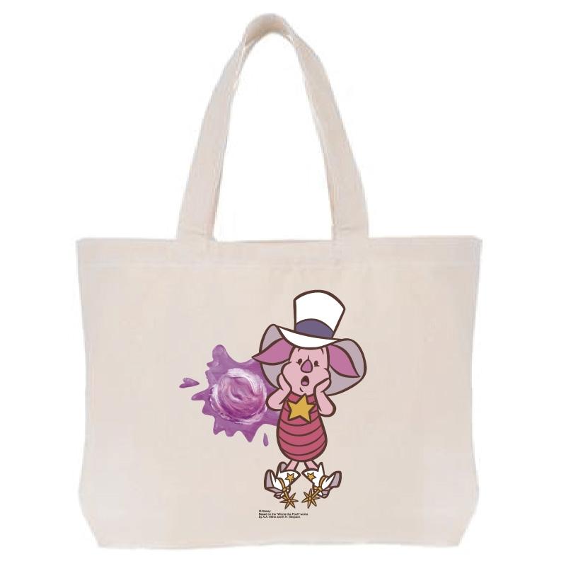 【D-Made】トートバッグ  くまのプーさん ピグレット Western Pooh