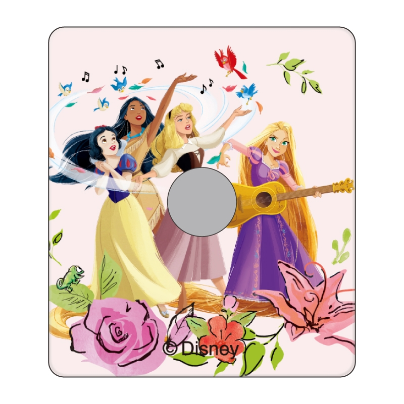 【D-Made】スマホリング 白雪姫&ポカホンタス&オーロラ姫&ラプンツェル プリンセス