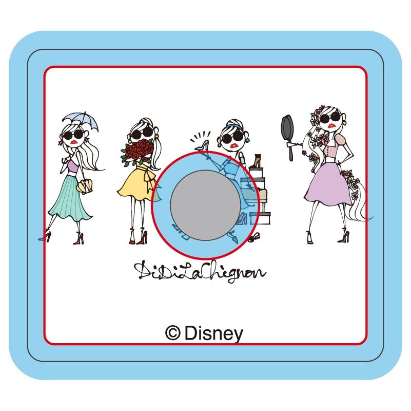 【D-Made】スマホリング グリーン&イエロー&ブルー&パープル Daichi Miura Princess