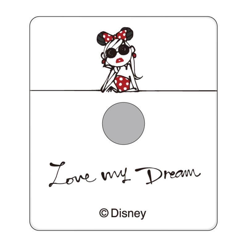 【D-Made】スマホリング Love My Dream Disney Artist Collection by Daichi Miura