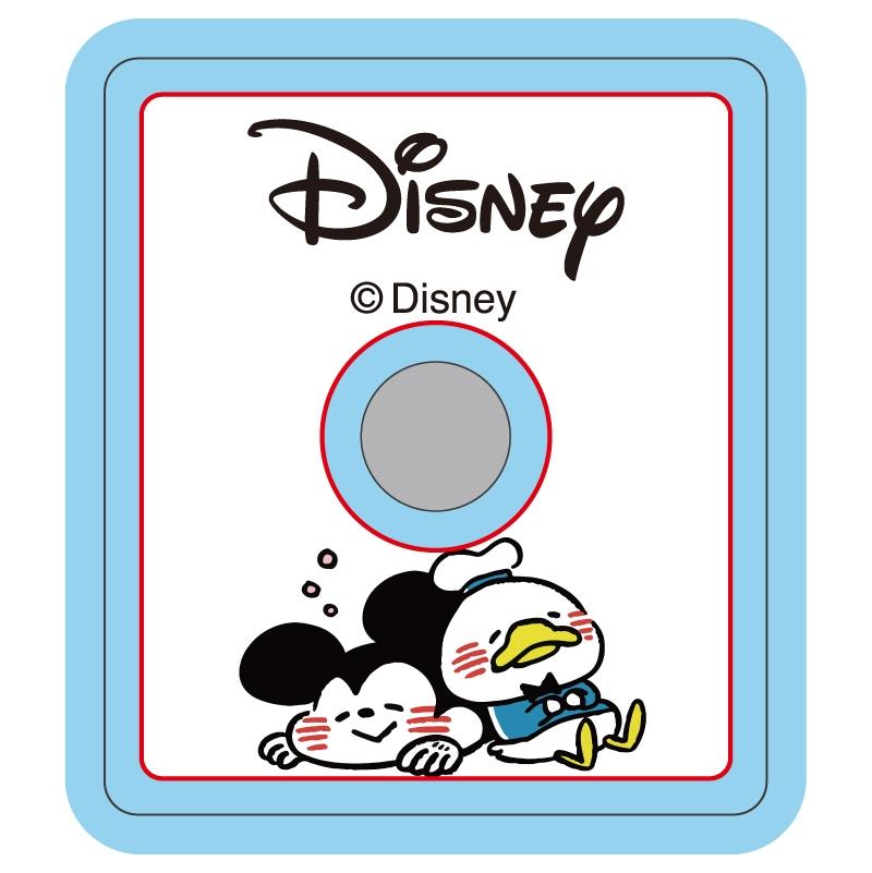 【D-Made】スマホリング カナヘイ画♪ミッキー&フレンズ ミッキー&ドナルド