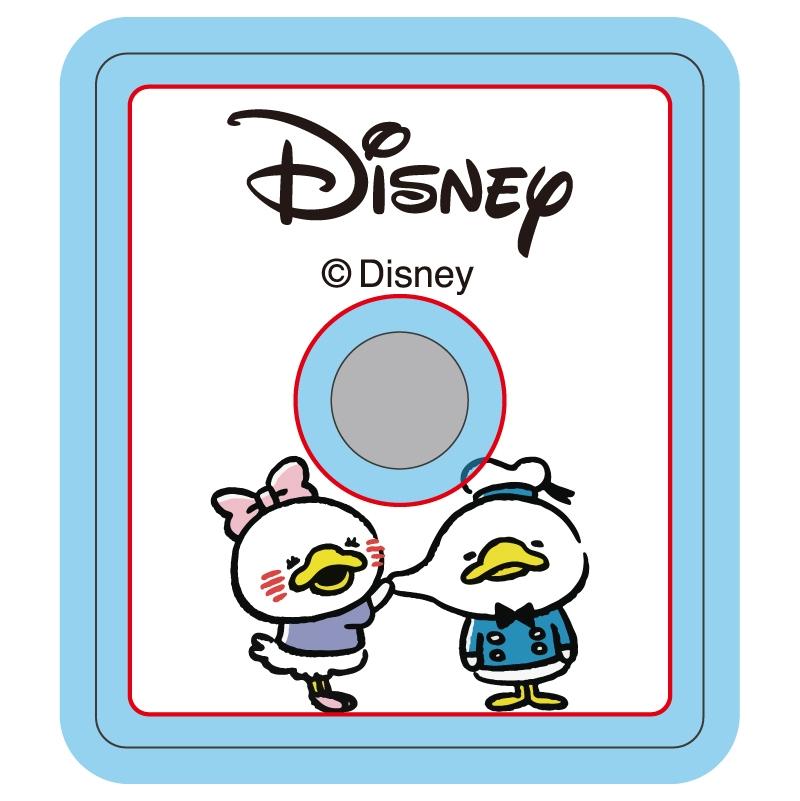 【D-Made】スマホリング カナヘイ画♪ミッキー&フレンズ ドナルド&デイジー