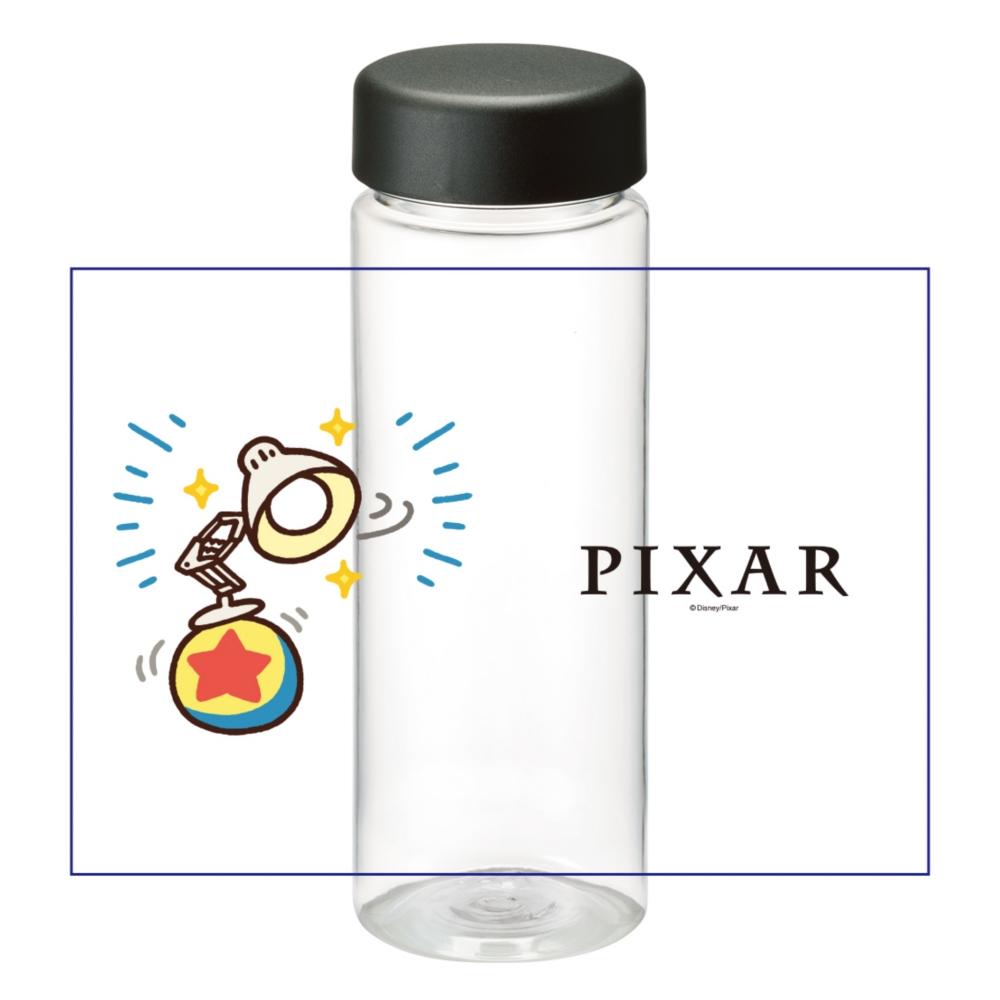 【D-Made】クリアボトル カナヘイ画♪WE LOVE PIXAR ルクソーJr.
