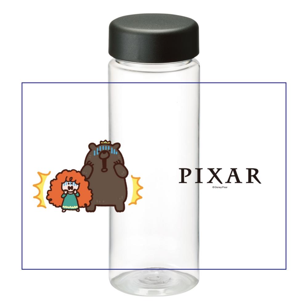 【D-Made】クリアボトル カナヘイ画♪WE LOVE PIXAR メリダ&エリノア