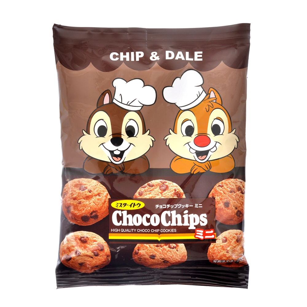 【ミスターイトウ】チップ&デール クッキー パック Chocochip Cookie