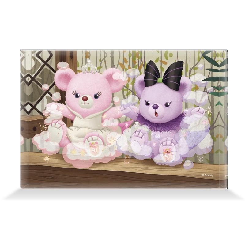 【D-Made】アクリルブロック ユニベアシティ ストーリーブック『Dreaming Beautys Bears』