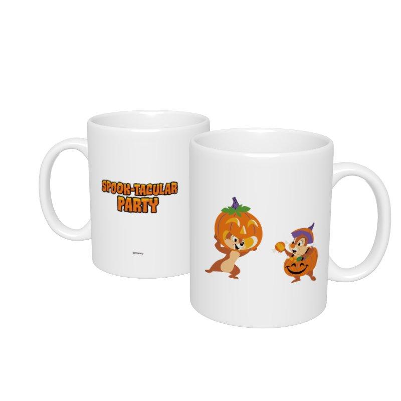 【D-Made】マグカップ  チップ&デール かぼちゃ Disney Halloween 2021