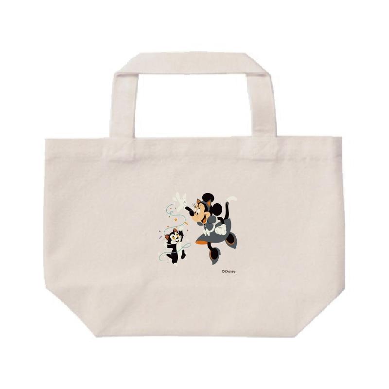 【D-Made】ミニトートバッグ  ミニー&フィガロ Disney Halloween 2021