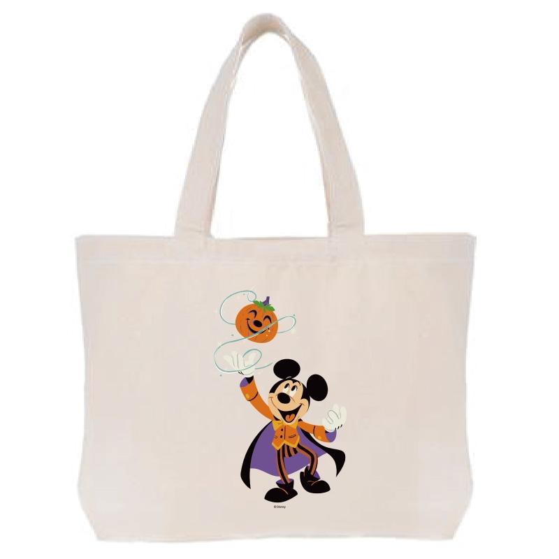 【D-Made】トートバッグ  ミッキー かぼちゃ Disney Halloween 2021