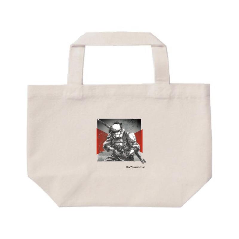 【D-Made】ミニトートバッグ  スター・ウォーズ:ビジョンズ トルーパー