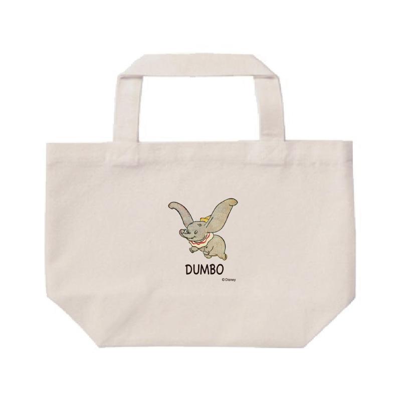 【D-Made】ミニトートバッグ  ダンボ ロゴ Dumbo 80