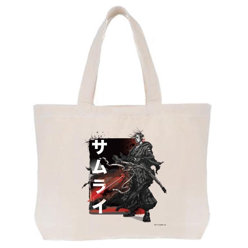 【D-Made】トートバッグ  スター・ウォーズ:ビジョンズ サムライ