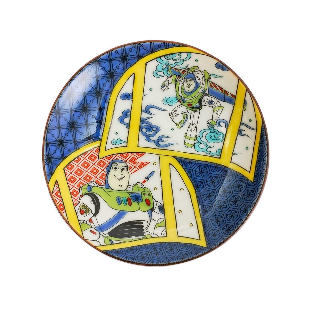 九谷焼小皿 バズ