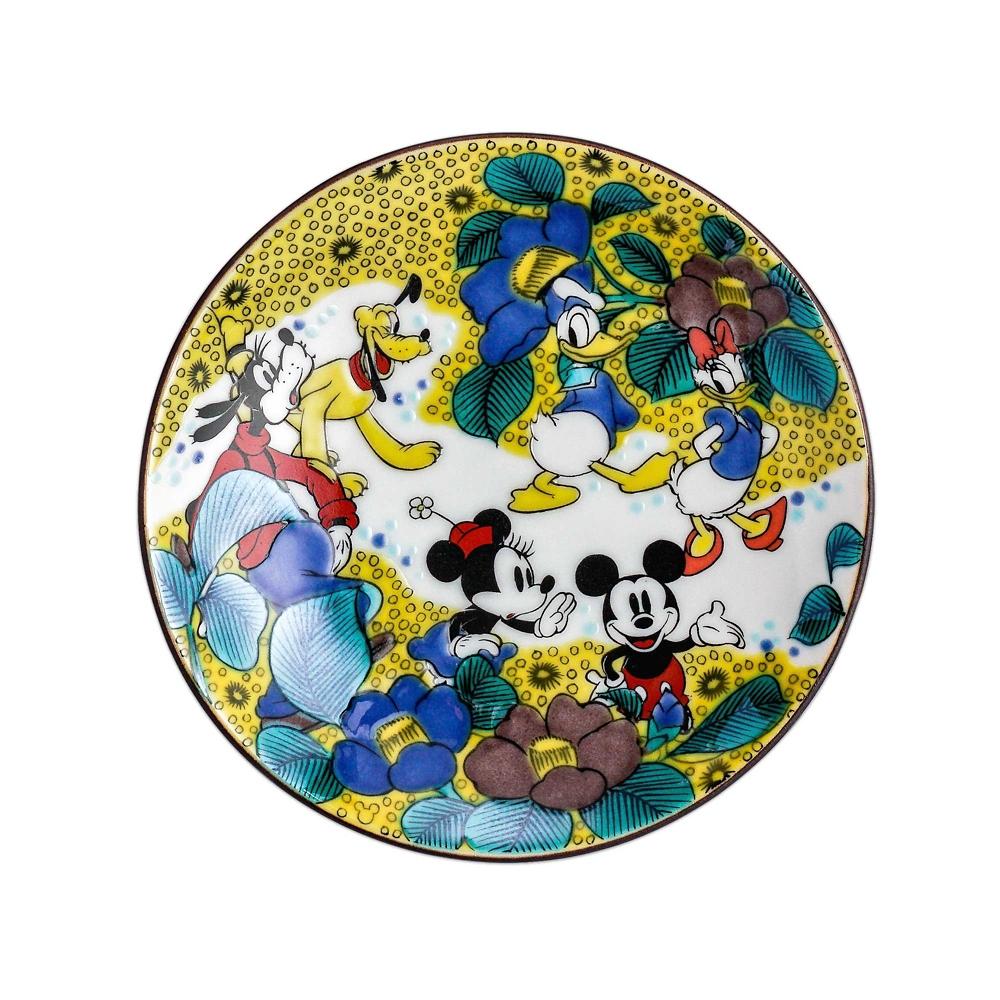 ミッキーマウス/小皿 吉田屋