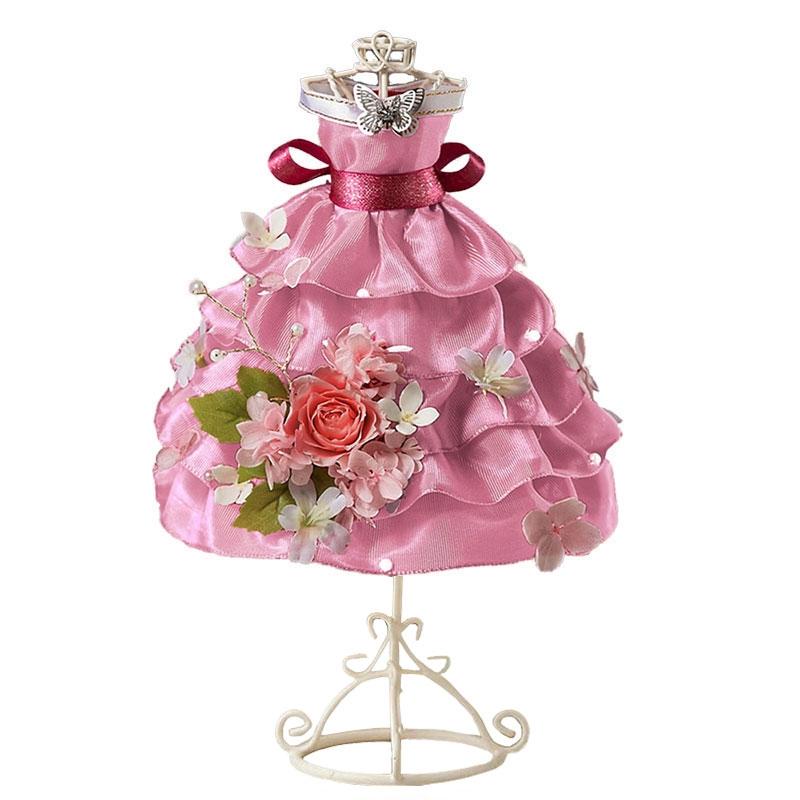 オーロラ プリザーブドフラワー 眠れる森の美女 Dress