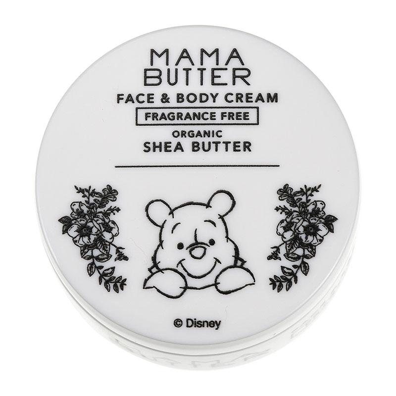 【MAMA BUTTER】プーさん フェイス&ボディクリーム 無香料