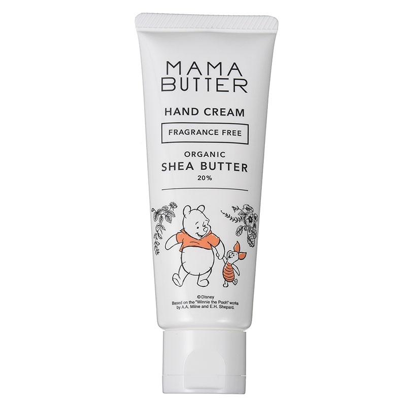 【MAMA BUTTER】プーさん&ピグレット ハンドクリーム 無香料
