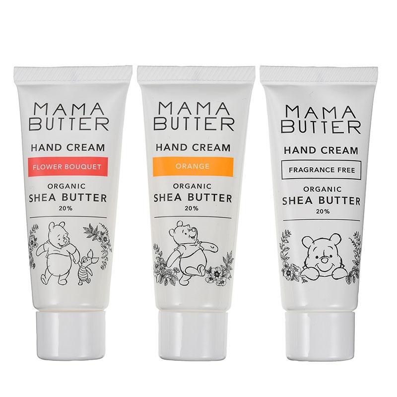 【MAMA BUTTER】プーさん&ピグレット ハンドクリーム セット