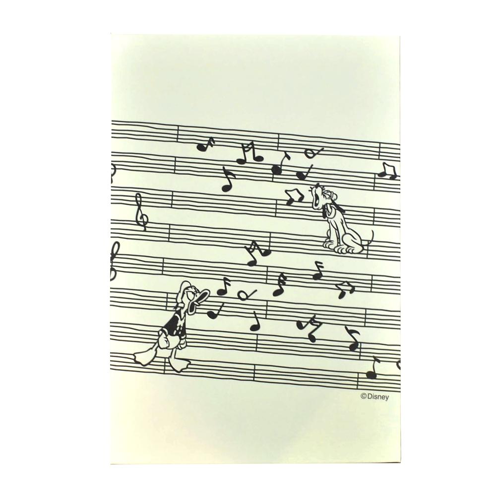 和ノート 楽譜 クラシックミッキー&ミニー
