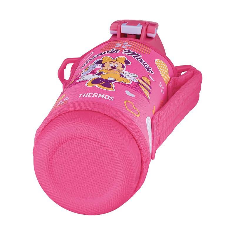 【THERMOS(サーモス)】真空断熱スポーツボトル ミニー ピンクパープル