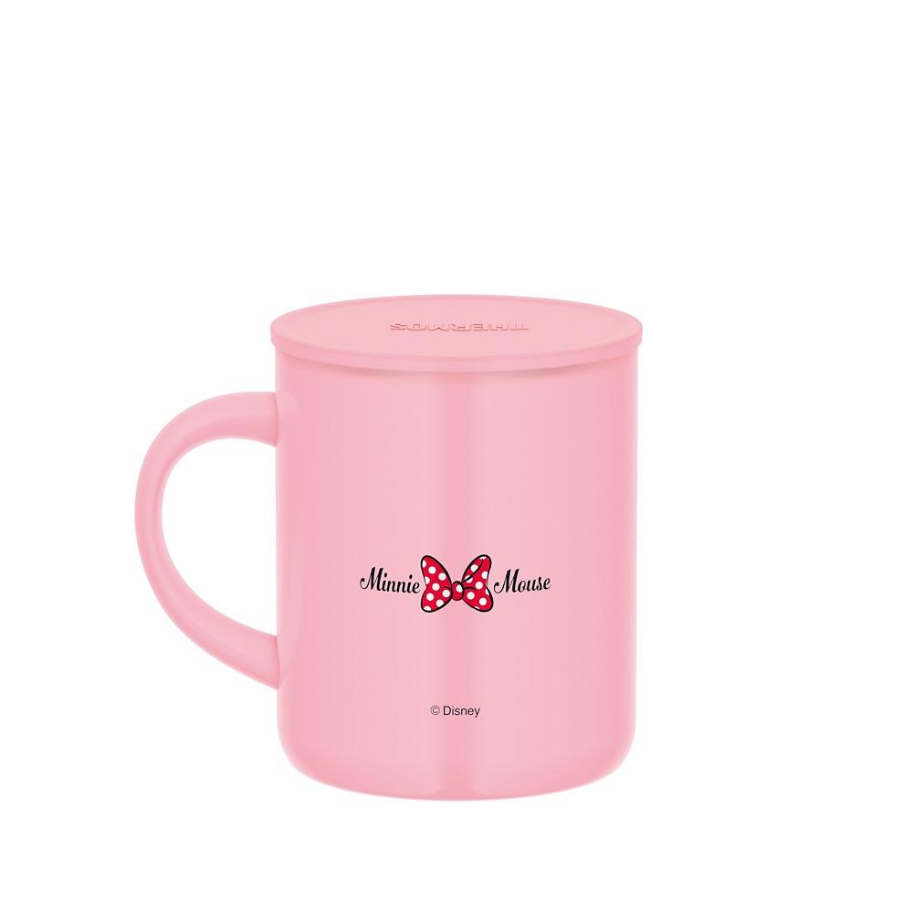 【THERMOS(サーモス)】ミニー 真空断熱マグカップ ライトピンク