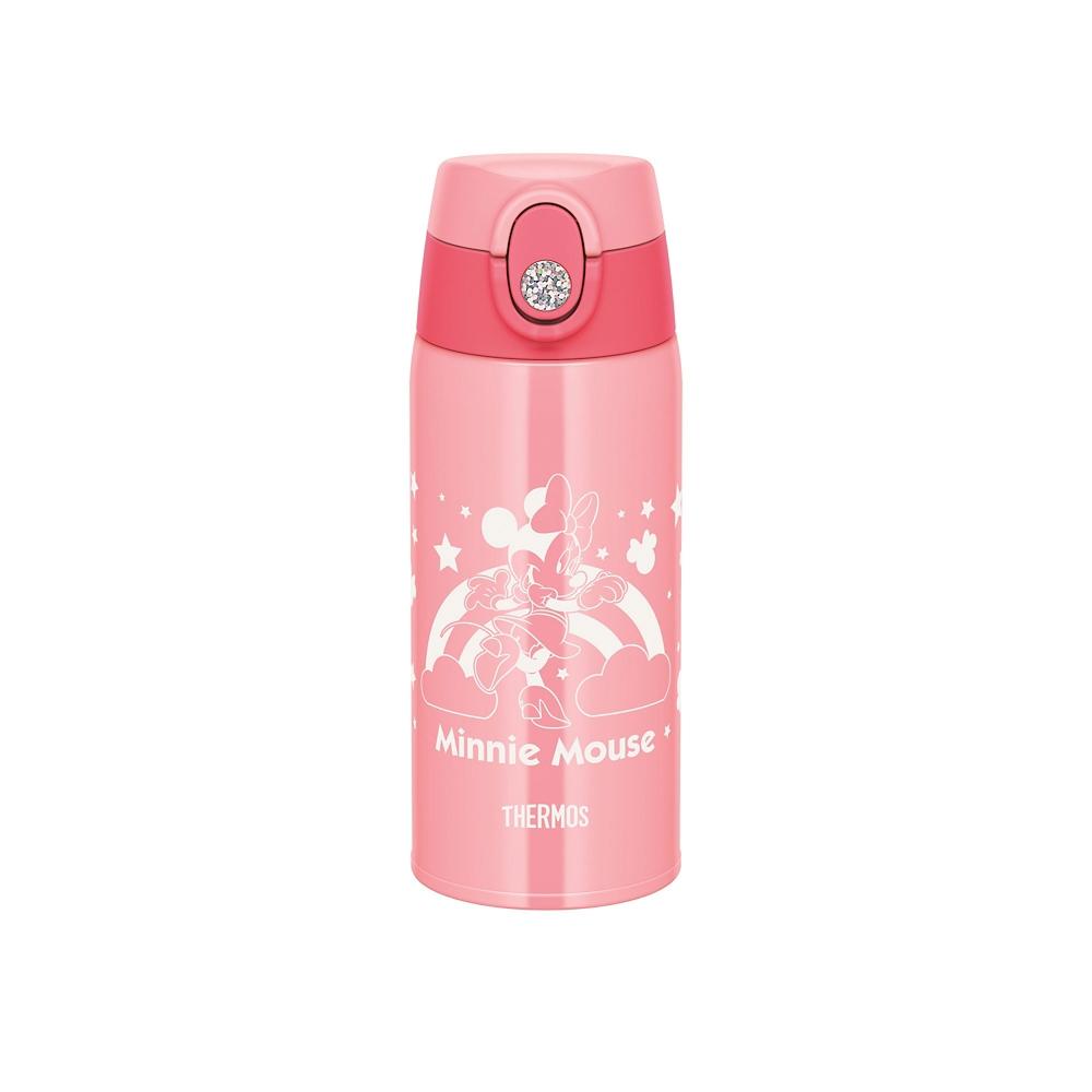 【THERMOS(サーモス)】ミニー 真空断熱2ウェイボトル ピンク
