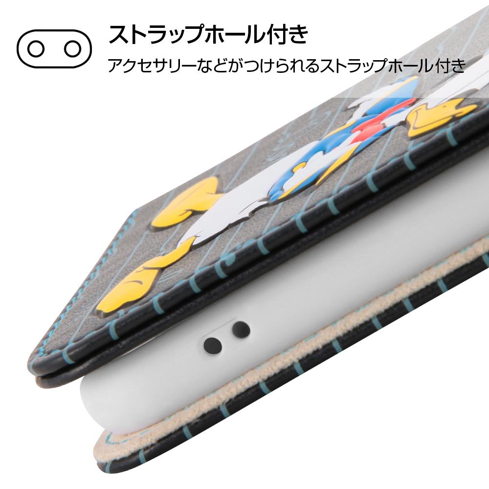 iPhone SE(第2世代)/8/ 7  ディズニーキャラクター/手帳型ケース スタンディング カーシヴ/ミニー