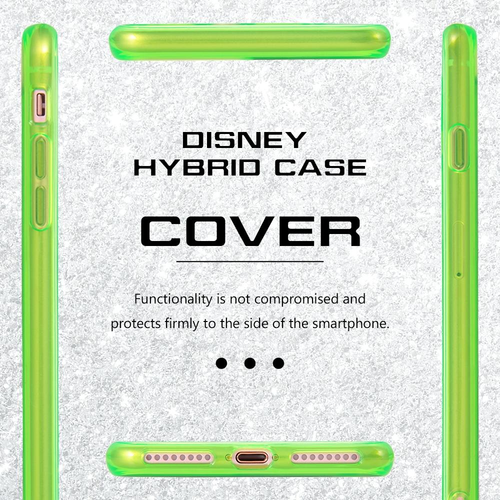 iPhone 8/7Plus ディズニーキャラクター/ハイブリッドケース/ティンカーベル