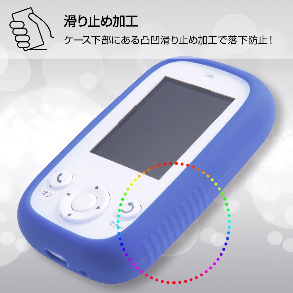 SoftBank みまもりケータイ4 ディズニーキャラクター/シリコンケース/ミッキー