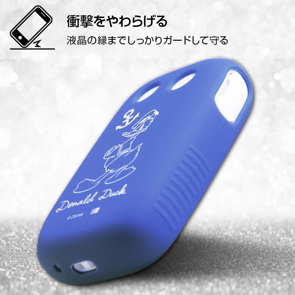 SoftBank みまもりケータイ4 ディズニーキャラクター/シリコンケース/ドナルド