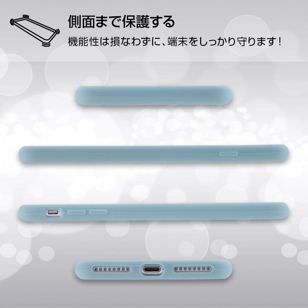 iPhone 8 Plus/iPhone 7 Plus ディズニーキャラクター/シリコンケース/ミッキー