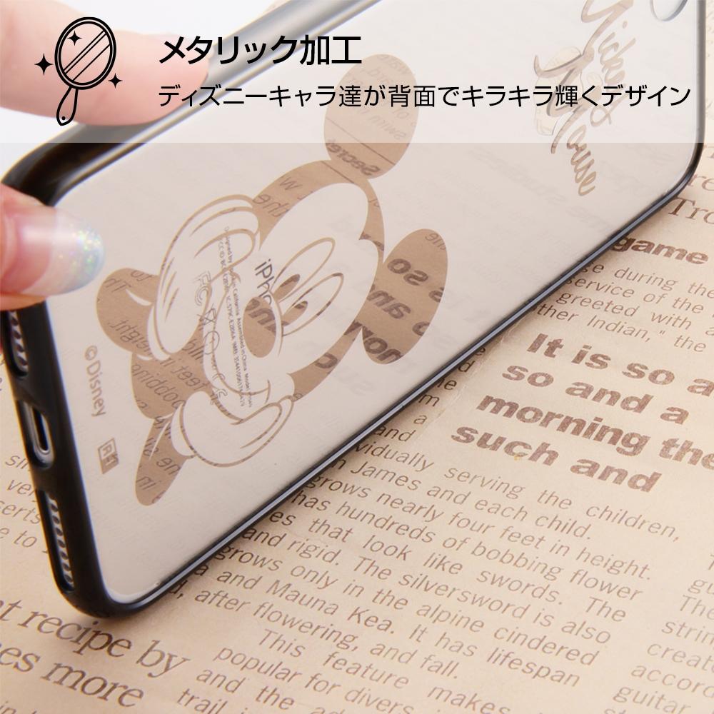 iPhone 8 Plus/iPhone 7 Plus ディズニーキャラクター/ハイブリッドケース/ミニー