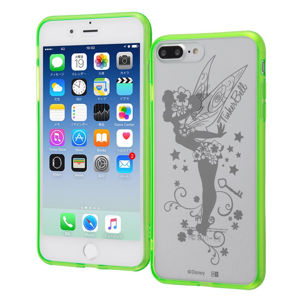 iPhone 8 Plus/iPhone 7 Plus ディズニーキャラクター/ハイブリッドケース/ティンカー・ベル