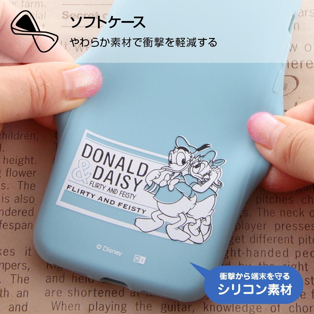 iPhone SE(第2世代)/8/ 7 ディズニーキャラクター/シリコンケース/ミッキー