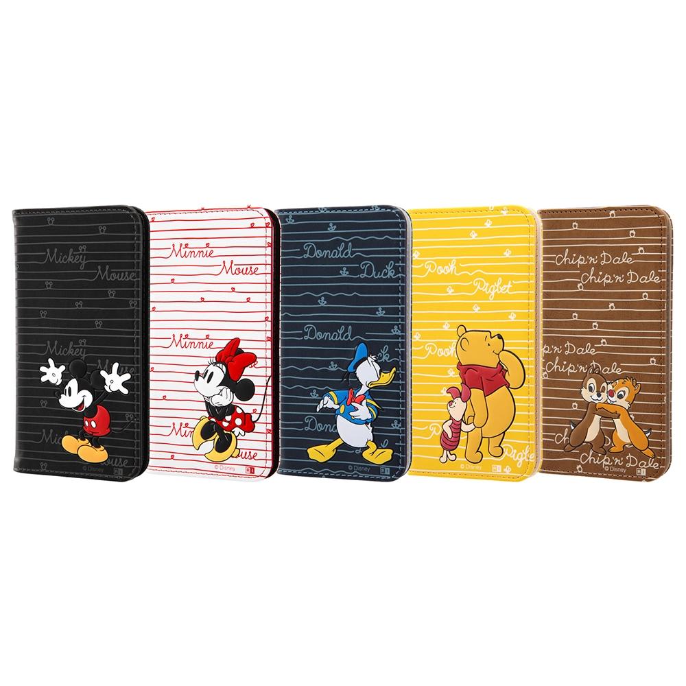 iPhone XS/X ディズニーキャラクター/手帳型ケース スタンディング カーシヴ/ドナルド