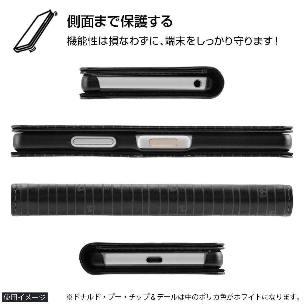 docomo arrows NX F-01K ディズニーキャラクター/手帳型ケース スタンディング カーシヴ/ミニー