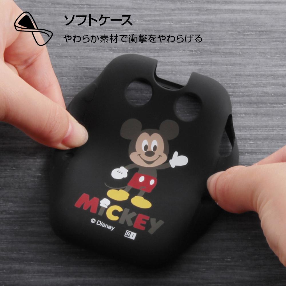 au mamorino 4 ディズニーキャラクター/シリコンケース/ミニー