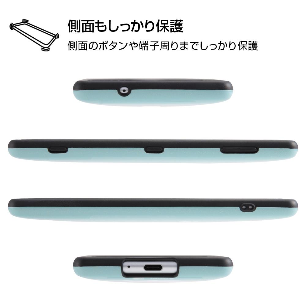 Xperia XZ2 『ディズニーキャラクター』/TPUソフトケース Light Pastel/アリエル