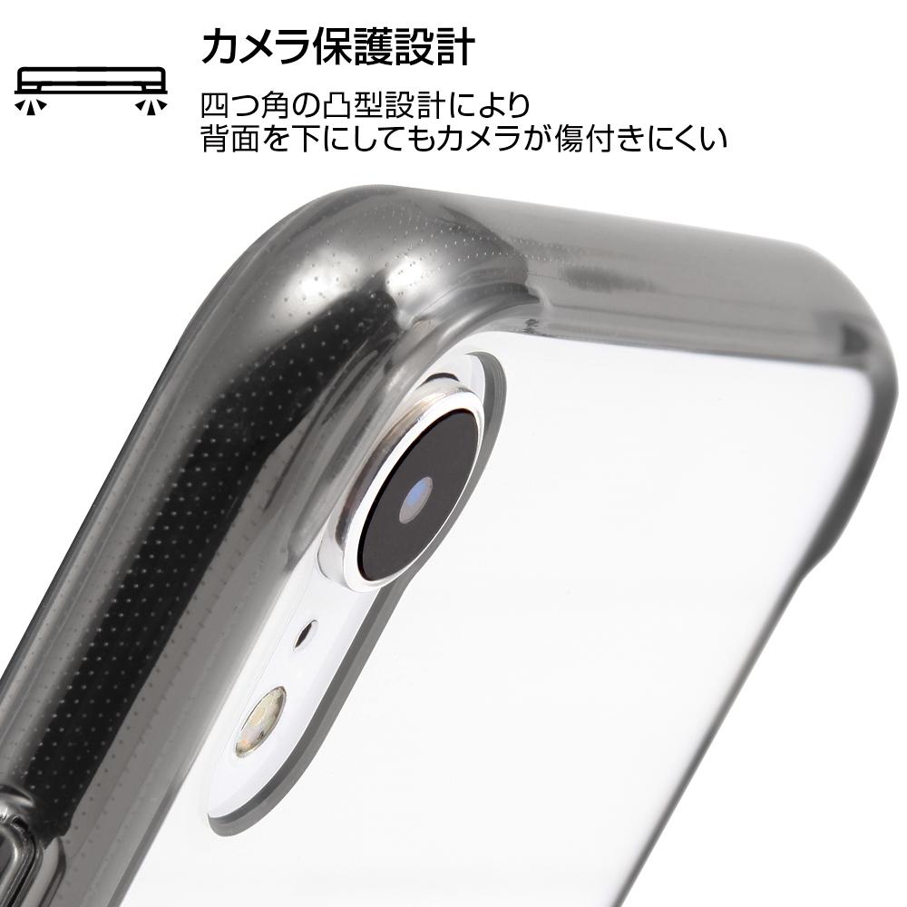 iPhone XR 『ディズニーキャラクター』/ハイブリッドケース/ミニー