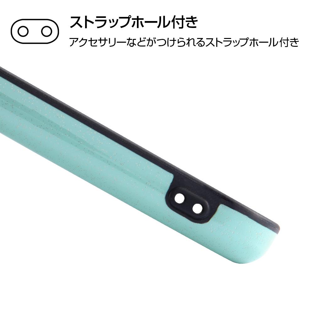 iPhone XS/X 『ディズニーキャラクター』/TPUソフトケース 耐衝撃 Light Pastel/ラプンツェル