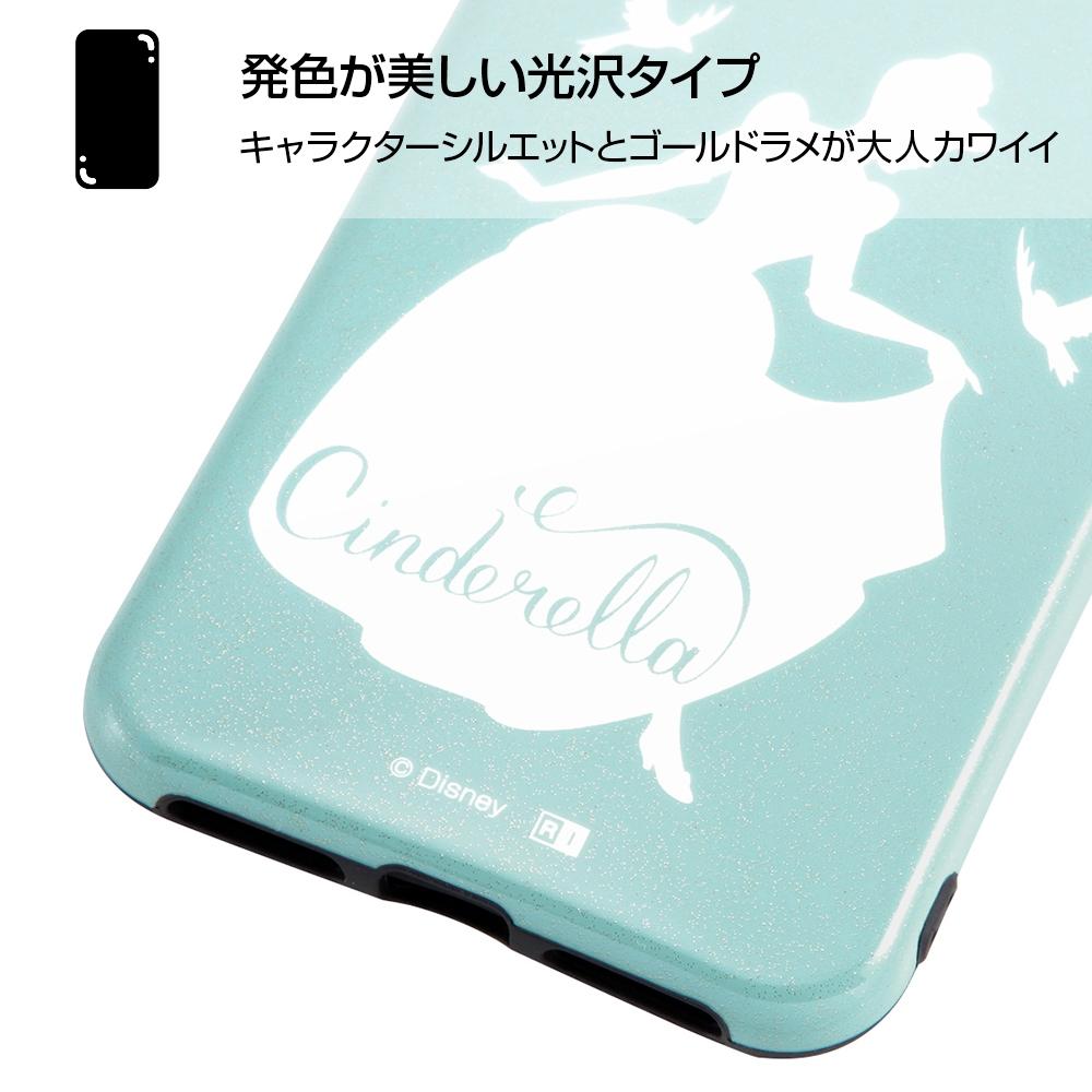 iPhone XS/X 『ディズニーキャラクター』/TPUソフトケース 耐衝撃 Light Pastel/シンデレラ